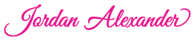 Jordan Alexander Boutique Salon Logo